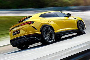 Lamborghini Urus ще подобри рекорда на Нюрбургринг