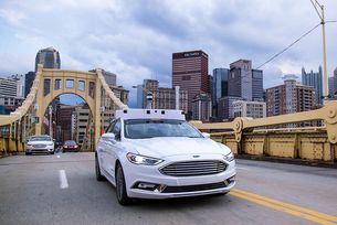 """Първият автономен Ford ще бъде разработен """"от нулата"""""""