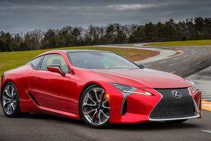 Най-бързото купе Lexus LC ще получи 630 к.с.