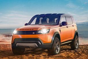Новият Land Rover Defender дебютира през 2018