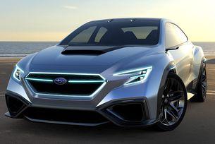 Subaru разкри подробности за новия WRX