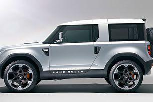 Новият Land Rover Defender ще получи електромотор