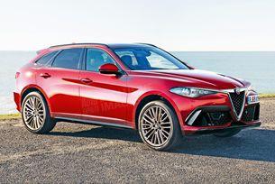 Alfa Romeo готви кросоувър с хибридно задвижване