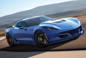 Представят електрически Chevrolet Corvette с 800 к.с.