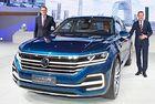 Представят новия VW Touareg през пролетта