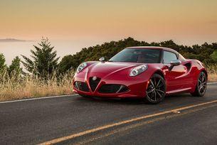 Alfa Romeo мисли за наследници на 4C и Giulietta