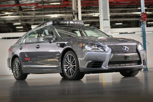 Toyota представи ново поколение автономен автомобил