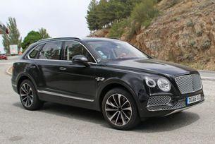 Bentley ще представи Bentayga plug-in hybrid