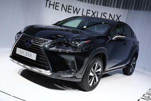 За четвърта година ръст на продажбите на Lexus