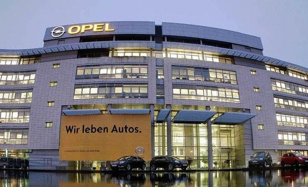 Opel също се включи в стачните действия в Германия