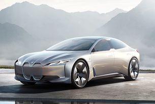 Новото електрическо BMW ще има 700 км пробег