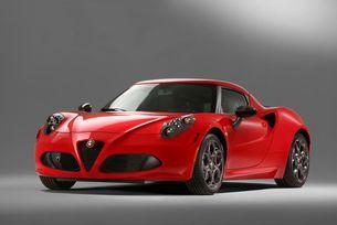 Представят Alfa Romeo 4C Edizione Speciale