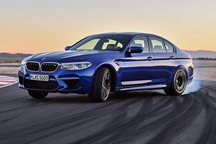 Новото BMW M5 ще стане още по-мощно