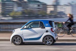 BMW и Daimler обединяват каршеринг услугите