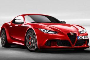 Очакваме през 2020 да видим нова Alfa Romeo 6C