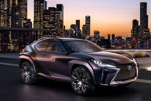 Известна е премиерата на новия кросоувър на Lexus