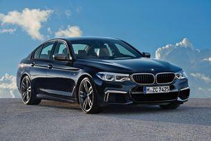 BMW спря производството на седана M550i