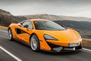 Всички модели на McLaren хибридни и с автопилот