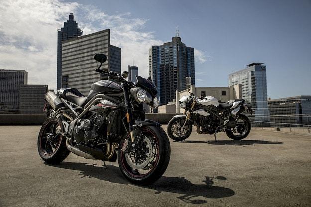 Triumph представи новата генерация Speed Triple