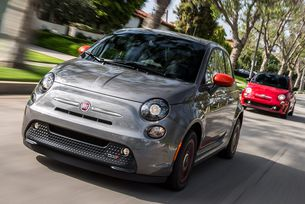 Базовият Fiat 500 получи турбо двигател