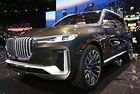 BMW ще покаже най-големия си кросоувър през ноември