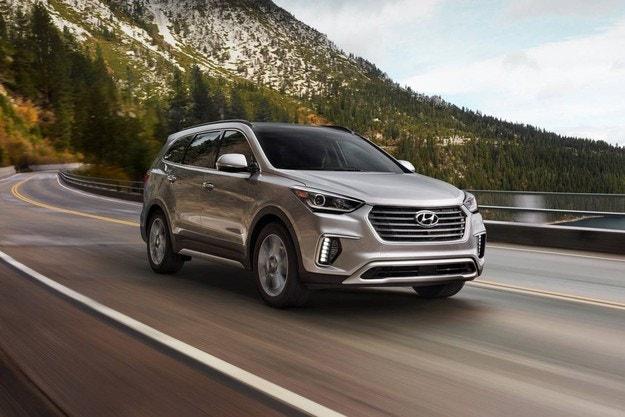 Hyundai представи видеотийзър на новия Santa Fe