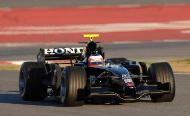 Предстартово броене за Honda и Red Bull
