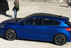Новият Ford Focus: Първа снимка без камуфлаж