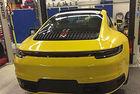 Заснеха новото Porsche 911 без камуфлаж