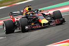 Red Bull започна предсезонните тестове с първо време