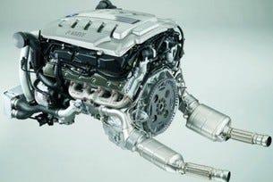 BMW/Mercedes: 8-цилиндровите дизели без наследник