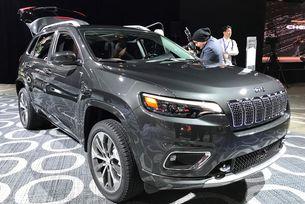 Обновеният Jeep Cherokee с три системи 4x4