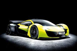 Електромобил на McLaren не по-рано от 2022 г.