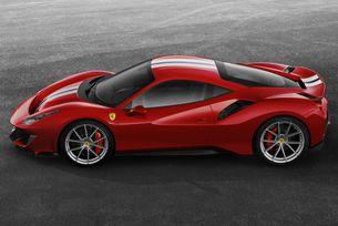 Ferrari показа новия си суперавтомобил на видео