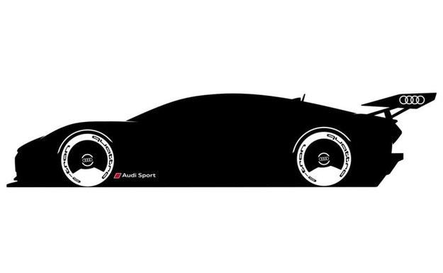 Audi готви виртуален суперелектромобил