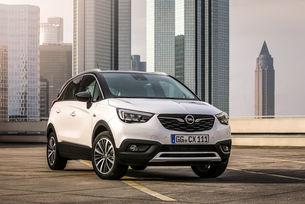 Вече над 100 000 поръчки за Opel Crossland X