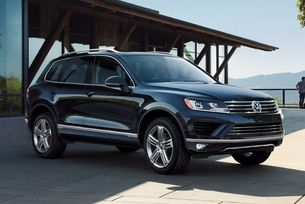 Новият VW Touareg ще пресече 11 държави