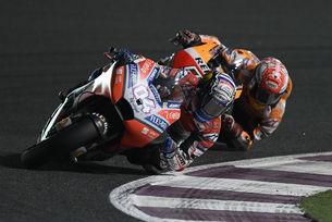 Довициозо откри сезона в MotoGP с победа