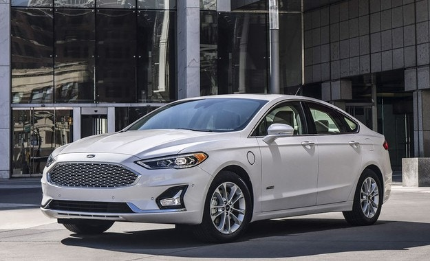 Ford обнови седана Fusion (Mondeo)