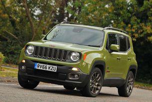Jeep може да пусне малък кросоувър до пет години