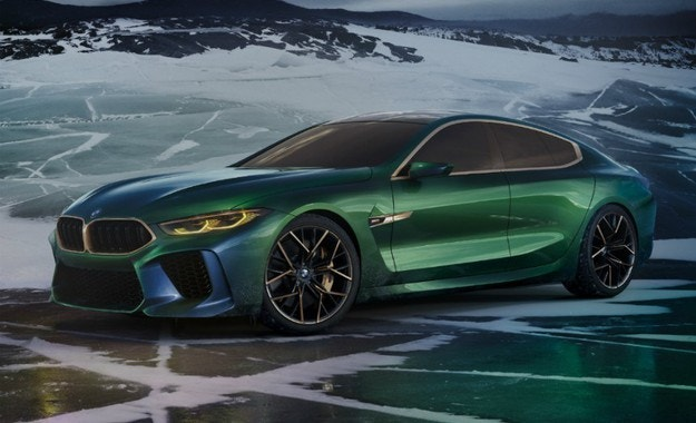 BMW обяви премиерата на серийното M8 Gran Coupe