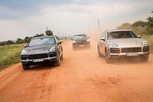 Porsche: Подготвят хибриден Cayenne