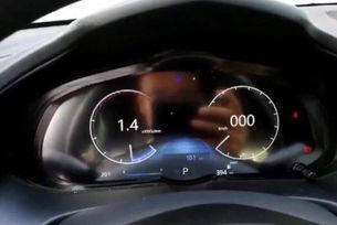Новата Mazda3 с цифрово арматурно табло