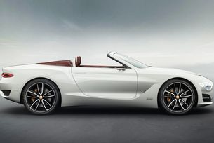 Първият електромобил на Bentley ще бъде купе