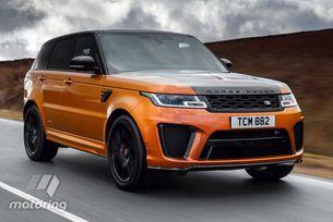 SVO готви екстремен Range Rover Sport SVR
