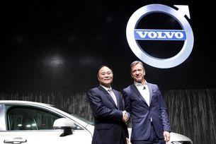 Шефът на Volvo призовава за предпазливост