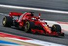 Ferrari превзе първа редица в Бахрейн