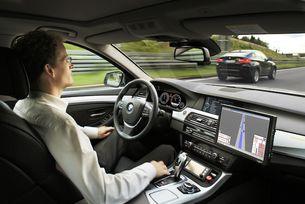 BMW: 50 млн. км тестове за автономните коли