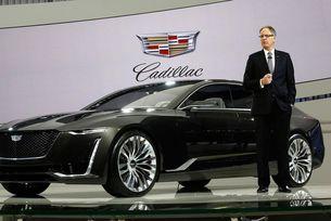Новият шеф на Cadillac е Стив Карлайл