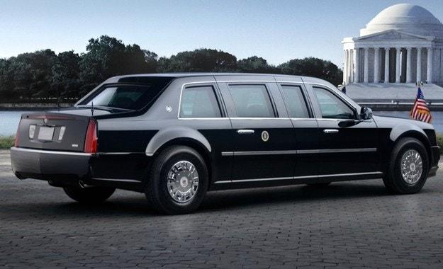 Тайната служба на САЩ получава нова лимузина за Тръмп